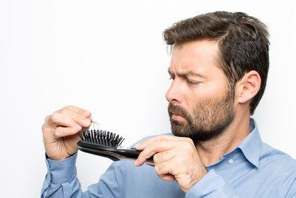 brodaty mężczyzna