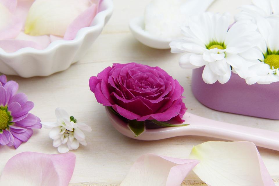 róża w przemyśle kosmetycznym