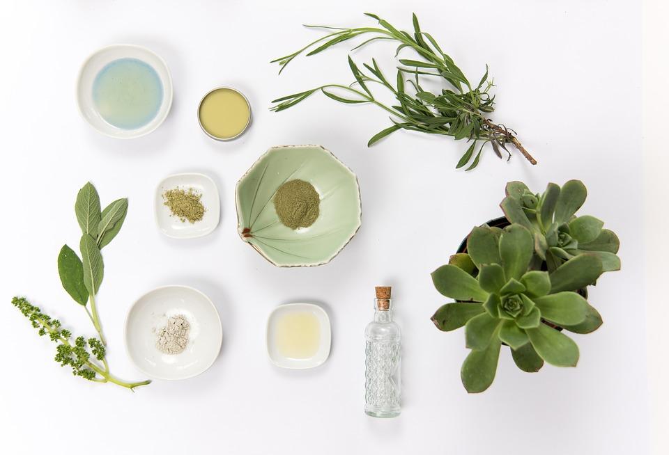 kosmetyki oparte o naturalne składniki